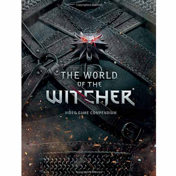 Kniha World of the Witcher komiks