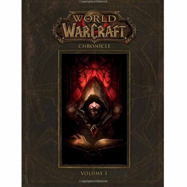 Kniha World of Warcraft - Chronicle 1