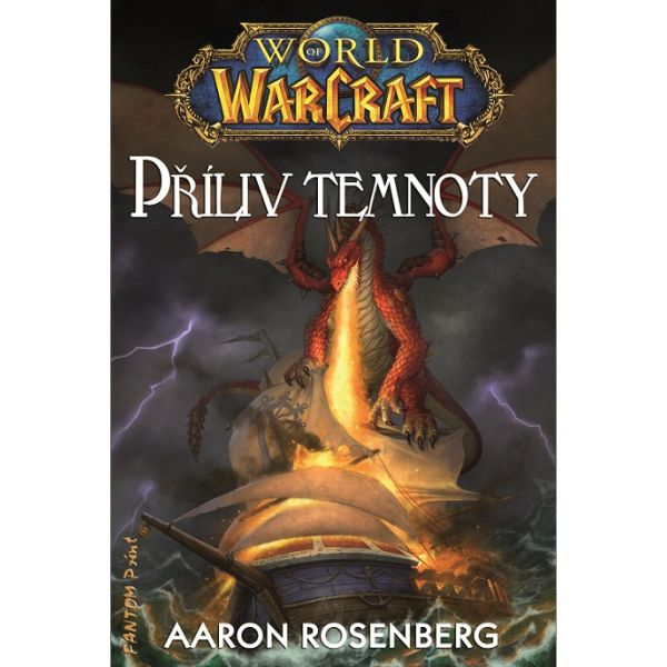 Kniha World of WarCraft: Příliv temnoty