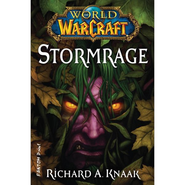 Kniha World of WarCraft: Stormrage