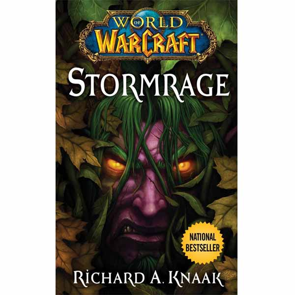 Kniha World of Warcraft: Stormrage