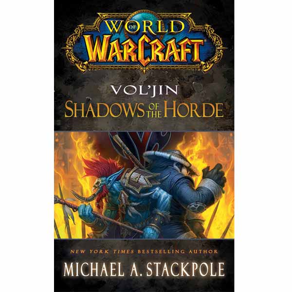 Kniha World of Warcraft: Vol'jin - Shadows of the Horde