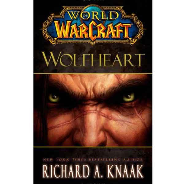 Kniha World of Warcraft: Wolfheart