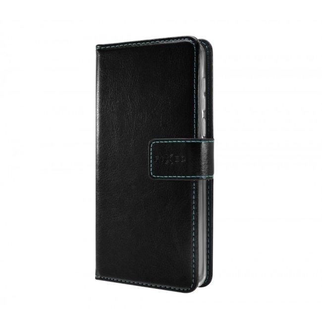 Knižkové puzdro Fixed Opus pre Samsung Galaxy A51, čierne FIXOP-483-BK