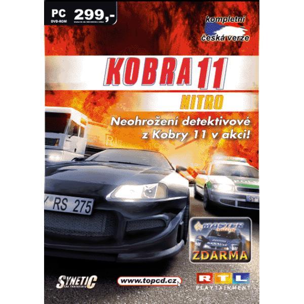 Kobra 11 Nitro CZ