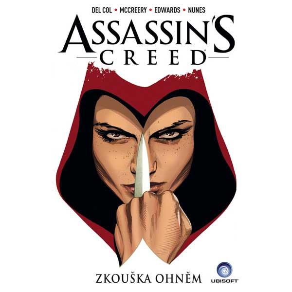 Komiks Assassins Creed: Zkouška ohněm