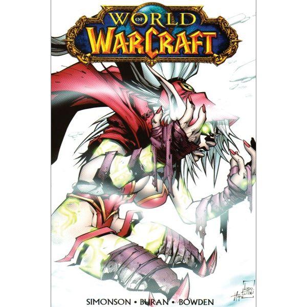 Komiks World of WarCraft 2