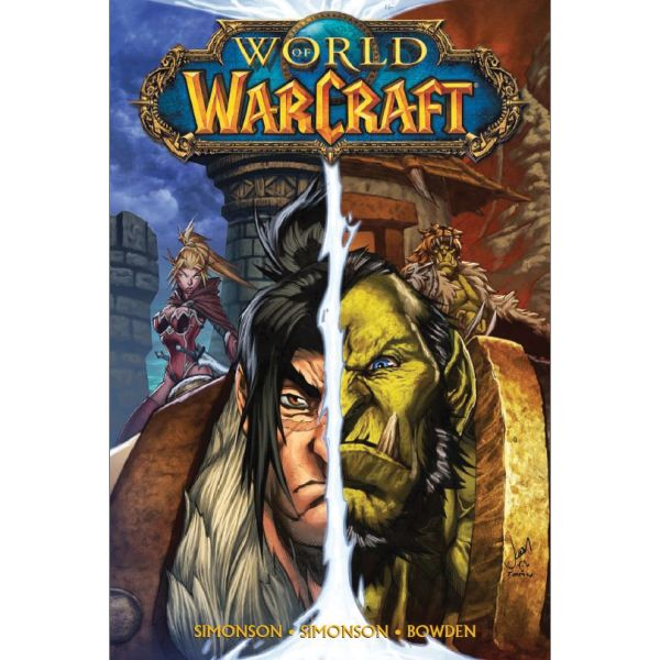 Komiks World of WarCraft 3