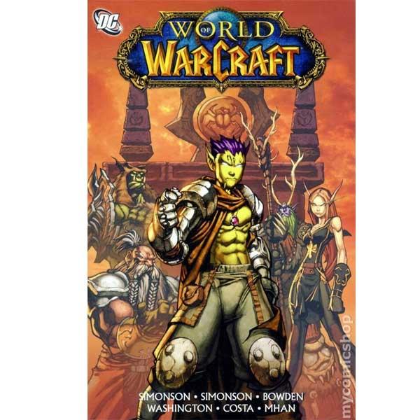 Komiks World of WarCraft 4 komiks