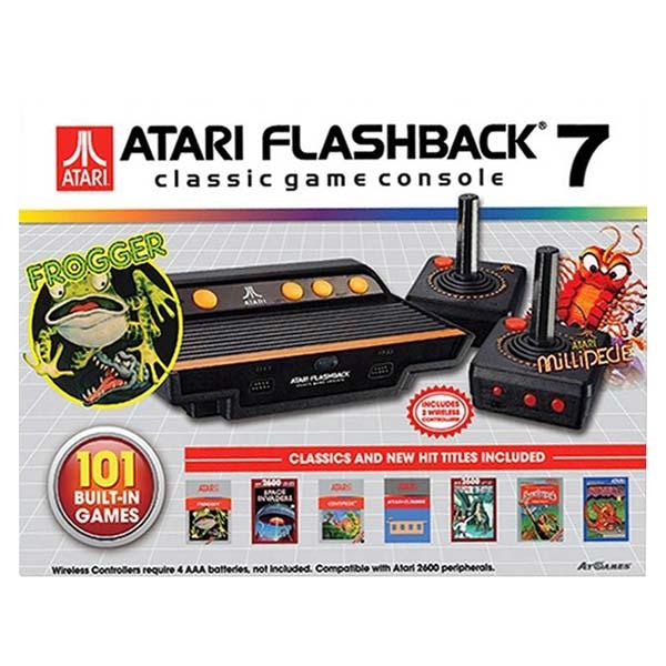 Konzola Atari Flashback 7 Classic Game (Frogger Edition)