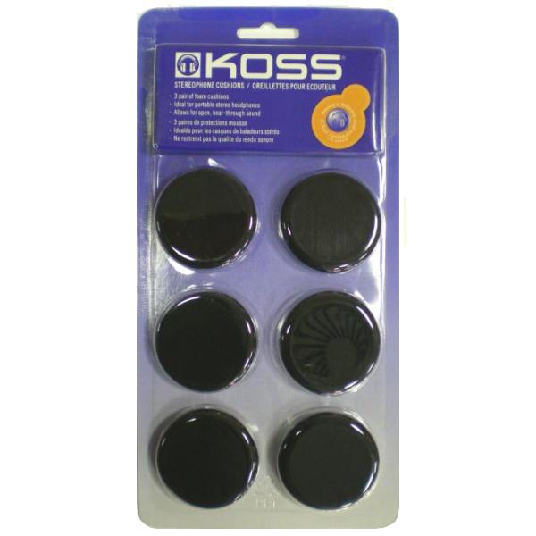 Koss Porta Pro, náhradné penové náušníky PortCush