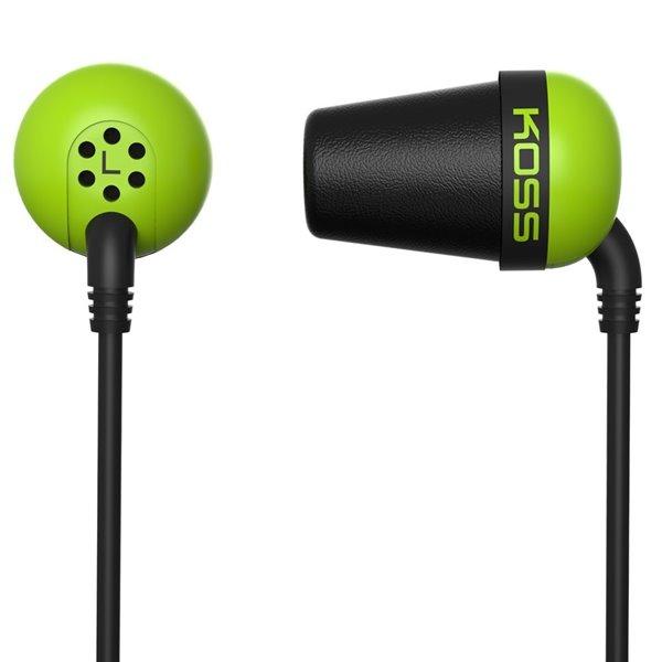 Koss The Plug, green