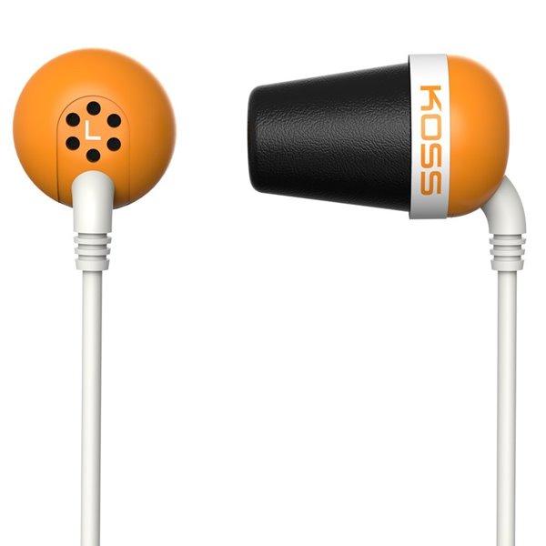 Koss The Plug, orange