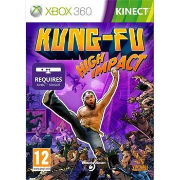Kung-Fu High Impact [XBOX 360] - BAZÁR (použitý tovar)