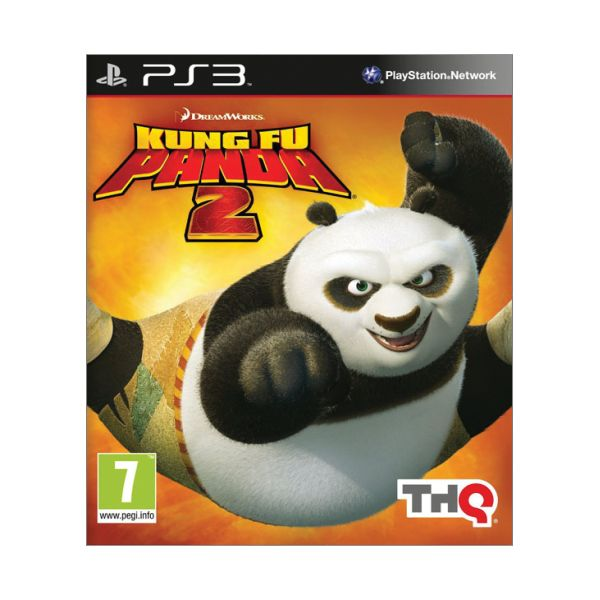 Kung Fu Panda 2 [PS3] - BAZÁR (použitý tovar)