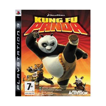 Kung Fu Panda [PS3] - BAZÁR (použitý tovar)