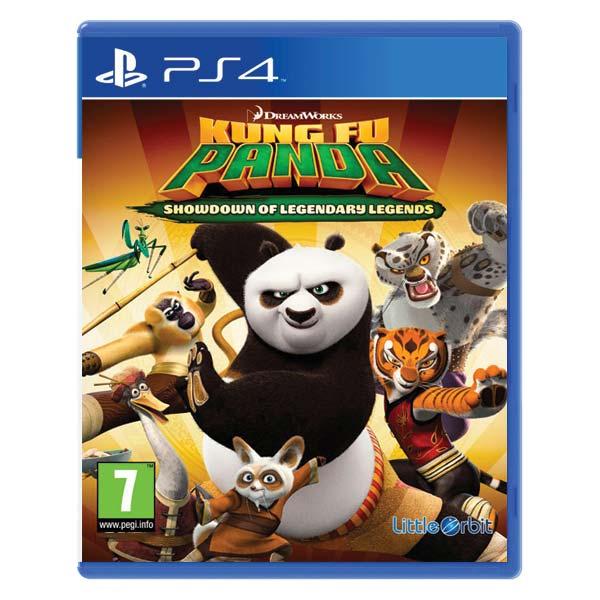 Kung Fu Panda: Showdown of Legendary Legends [PS4] - BAZÁR (použitý tovar)