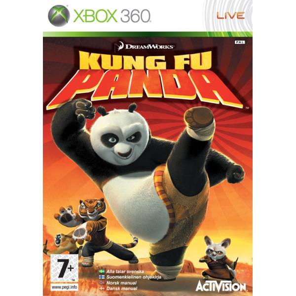 Kung Fu Panda [XBOX 360] - BAZÁR (použitý tovar)