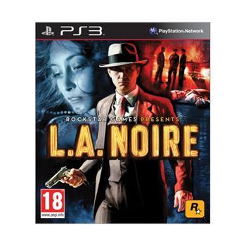 L.A. Noire -PS3 - BAZÁR (použitý tovar)