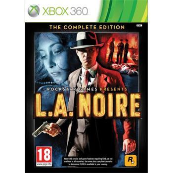 L.A. Noire (The Complete Edition) [XBOX 360] - BAZÁR (použitý tovar)