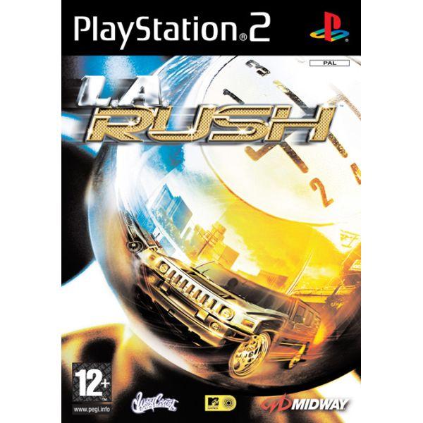 L.A. Rush [PS2] - BAZÁR (použitý tovar)