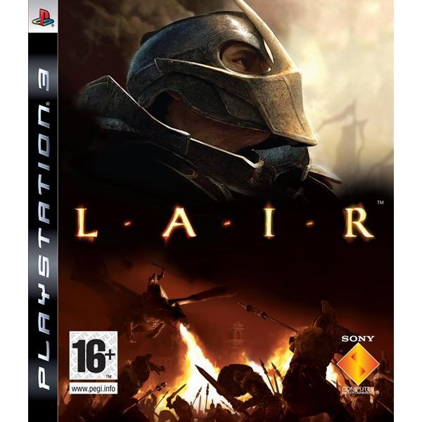 Lair-PS3 - BAZÁR (použitý tovar)