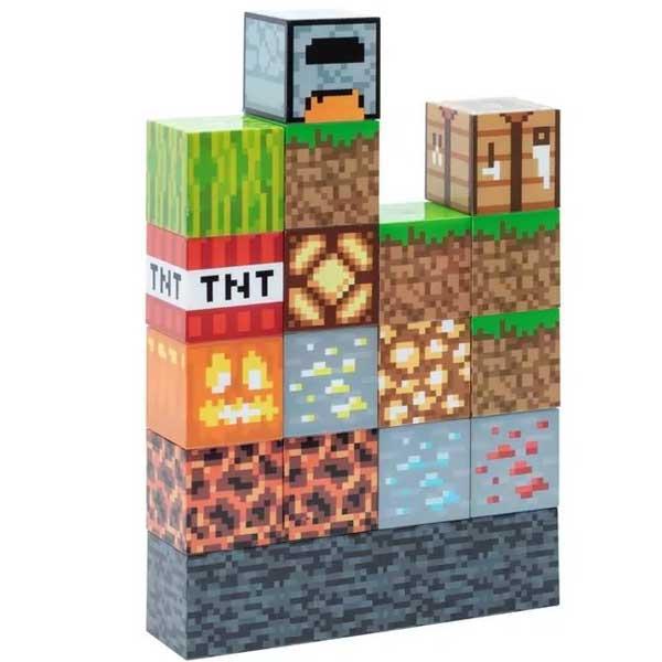 Lampa Block Building (Minecraft)