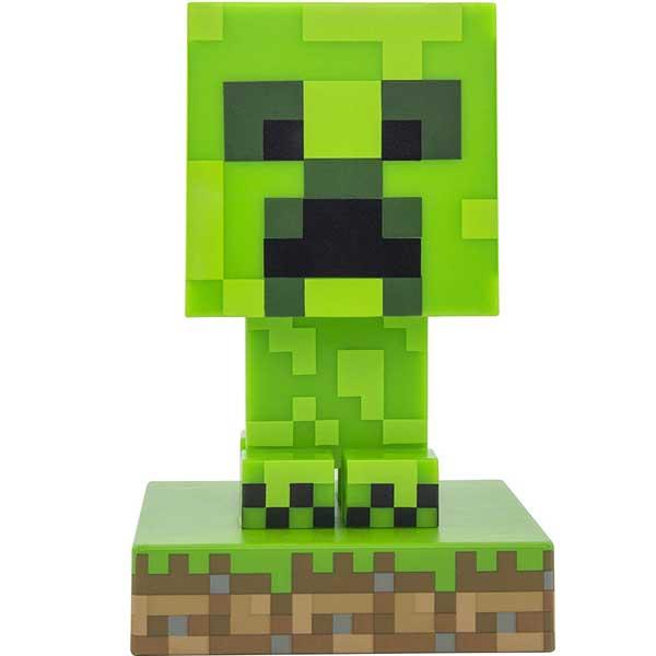Lampa Creeper Icon Light (Minecraft)