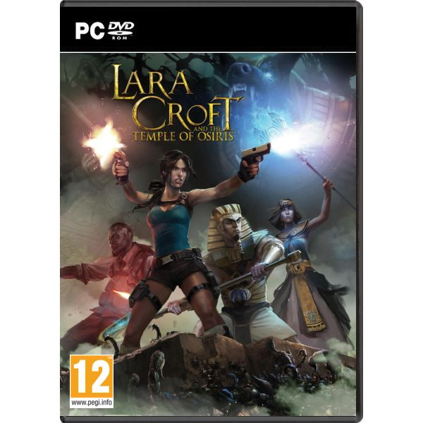 Lara Croft and the Temple of Osiris PC