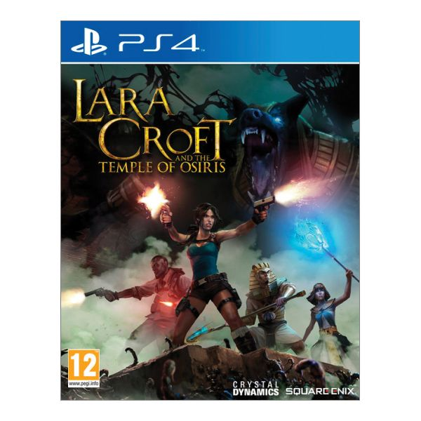 Lara Croft and the Temple of Osiris [PS4] - BAZ�R (pou�it� tovar)