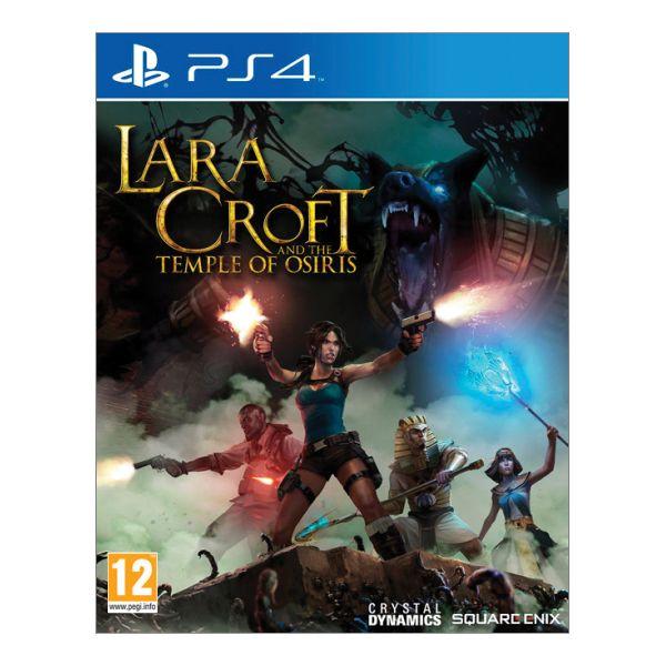 Lara Croft and the Temple of Osiris [PS4] - BAZÁR (použitý tovar)