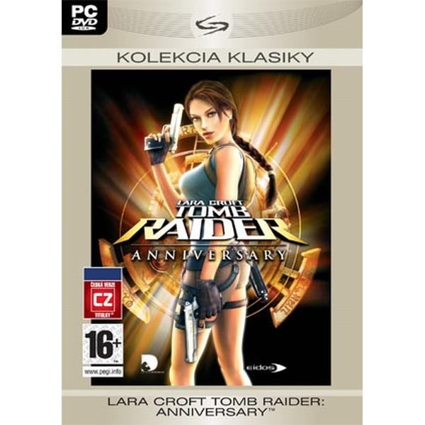 Lara Croft Tomb Raider: Anniversary CZ PC