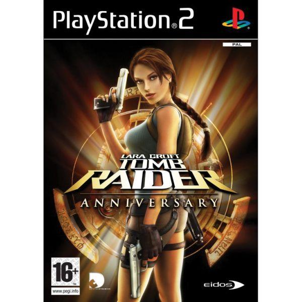 Lara Croft Tomb Raider: Anniversary [PS2] - BAZÁR (použitý tovar)
