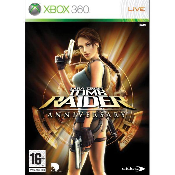 Lara Croft Tomb Raider: Anniversary [XBOX 360] - BAZÁR (použitý tovar)
