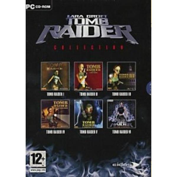 Lara Croft Tomb Raider Collection