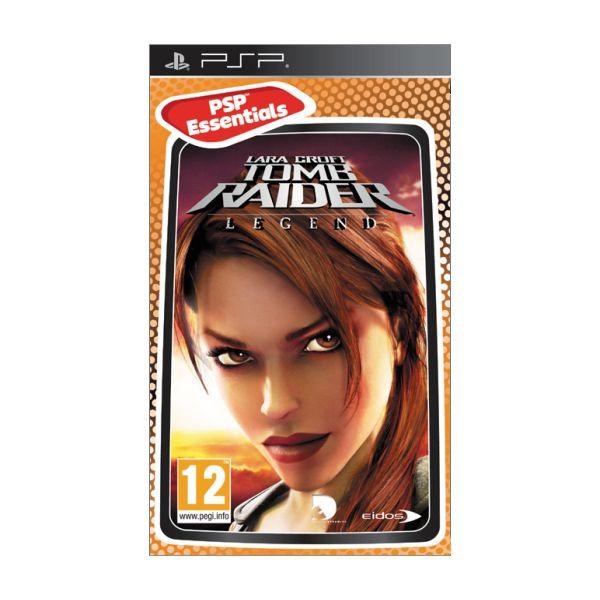 Lara Croft Tomb Raider: Legend [PSP] - BAZÁR (použitý tovar)