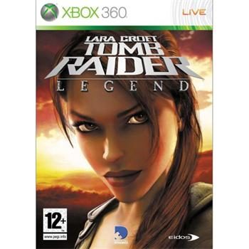 Lara Croft Tomb Raider: Legend [XBOX 360] - BAZ�R (pou�it� tovar)