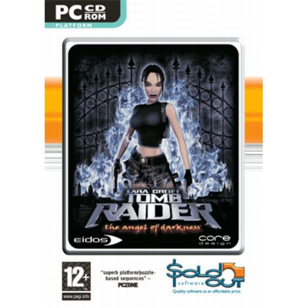 Lara Croft Tomb Raider: The Angel of Darkness