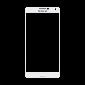 LCD displej + dotyková plocha pre Samsung Galaxy A7 - A700F, White