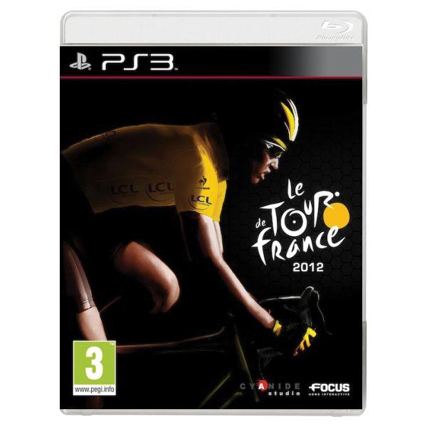 Le Tour de France 2012 [PS3] - BAZÁR (použitý tovar)