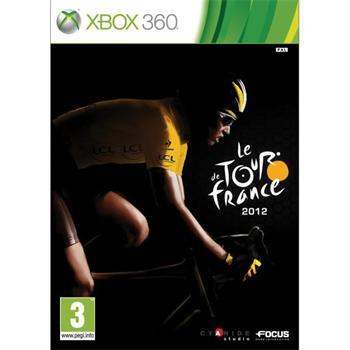 Le Tour de France 2012 [XBOX 360] - BAZÁR (použitý tovar)