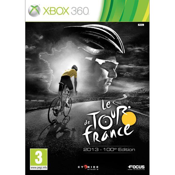 Le Tour de France 2013 (100th Edition) [XBOX 360] - BAZÁR (použitý tovar)