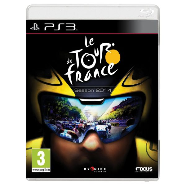 Le Tour de France: Season 2014 [PS3] - BAZÁR (použitý tovar)