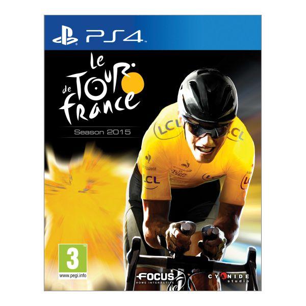 Le Tour de France: Season 2015 [PS4] - BAZÁR (použitý tovar)