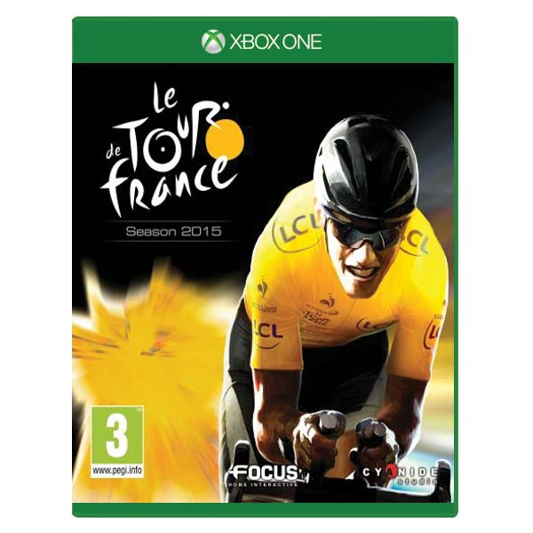Le Tour de France: Season 2015 [XBOX ONE] - BAZÁR (použitý tovar)