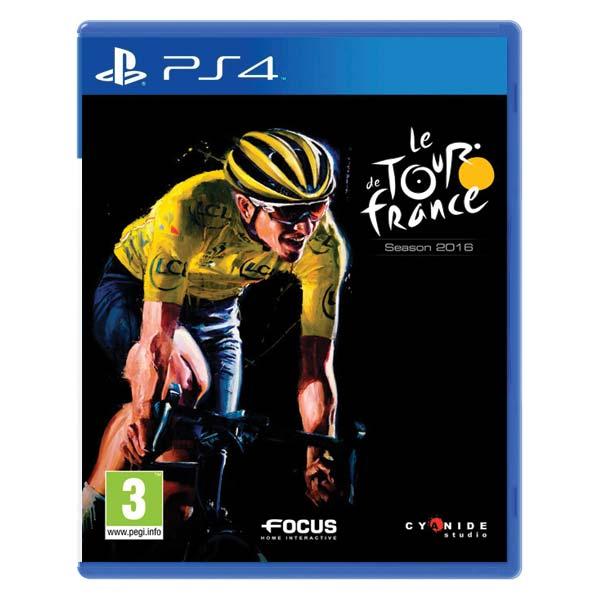 Le Tour de France: Season 2016 [PS4] - BAZÁR (použitý tovar)