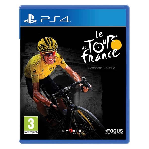Le Tour de France: Season 2017 [PS4] - BAZÁR (použitý tovar)