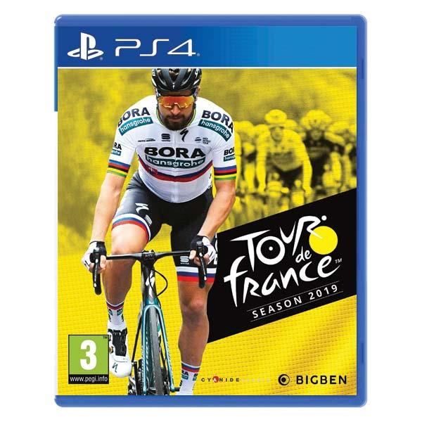 Tour de France: Season 2019 [PS4] - BAZÁR (použitý tovar)