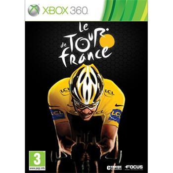 Le Tour de France [XBOX 360] - BAZÁR (použitý tovar)