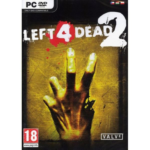 Left 4 Dead 2 CZ PC